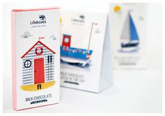 RNLI wished to broaden their appeal with their locally sourced confectionery range, so invited us to review their packaging design. The brief was to engage with visitors across the country and to remind them of 'beautiful days by the sea'. We visualised the British seaside using various scenarios and nostalgic elements that are simplistic, positive and coherent across the range. See the range RNLI selected and a few of our early ideas.