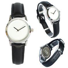 Petite ZIZ Watch Wristwatches, Pure Products, Leather, Accessories, Fashion, Moda, Fashion Styles, Fashion Illustrations, Jewelry Accessories