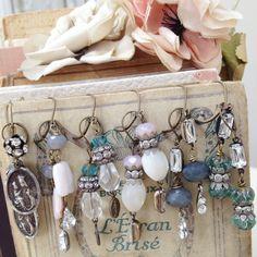 Sparkling Ear Drops www.andreasingarella.com