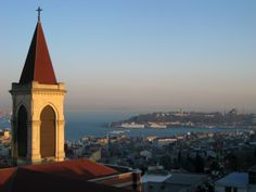 Istanbul- also on my to visit list.