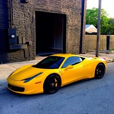 Get Ferrari 458 car for rental in Miami by South Beach Exotic Rentals #Car #CarRentals #MiamiBeach #FerrariCars #ExoticRentals #LuxuryCarRentals