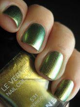 Nail polish blog! Has every thing covered :)