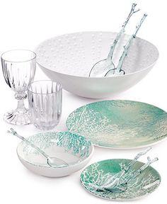 MADHOUSE by Michael Aram Ocean Melamine Collection - Dinnerware - Dining & Entertaining - Macy's