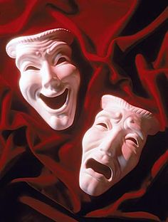 Comedy Tragedy         Comedy and Tragedy Greek masks                     greek Mask Graphics