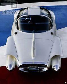1956 GM Firebird II Concept