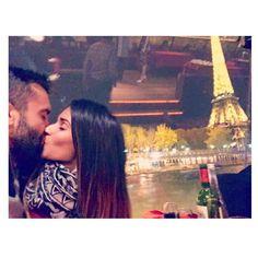 La cena più romantica del mondo ..Crociera sulla Senna con vista sulla Tour Eiffel.. sei proprio un fidanzato da 110 e lode  by mart_yyme