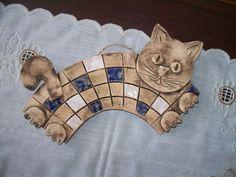 keramika kočka další můj výtvor