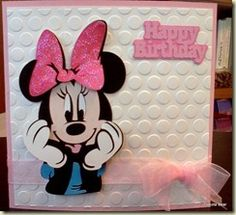 Cricut Mickey and Friends cartridge, Cricut Martha Stewart Birthday Cake Art cartidge, Cuttlebug Seeing Spots embossing folder Juice For Life, Kids Birthday Cards, Birthday Cake, Disney Cards, Disney Scrapbook, Scrapbook Layouts, Mickey Minnie Mouse, Disney Mickey, Homemade Art