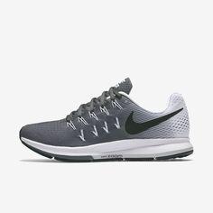 best sneakers bebf9 b94bc Nike Air Zoom Pegasus 33 Womens Running Shoe 831356 002 Grey Black White  Oreo