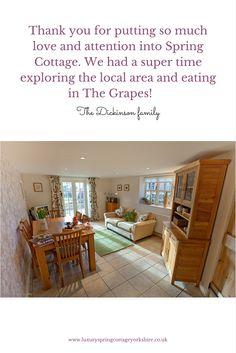 The Grapes - the every popular village pub #yorkshirepub