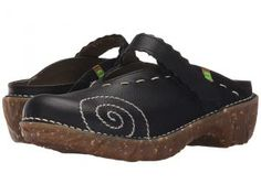 El Naturalista Yggdrasil NG96 (Black) Women's Shoes