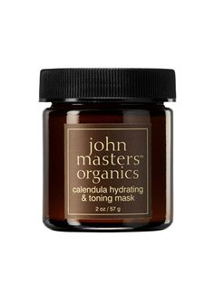 Give your skin a detox with John Masters Organics' Moroccan Clay Purifying Mask. Genuine Moroccan clay absorbs excess oil and rids pores of impurities for smoother, more even-looking skin. Organic Hair Care, Organic Facial, Natural Hair Care, Natural Hair Styles, Facial Oil, Facial Masks, Masters, Cleanser, Moisturizer