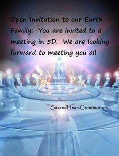 A sacred loving invitation ♥