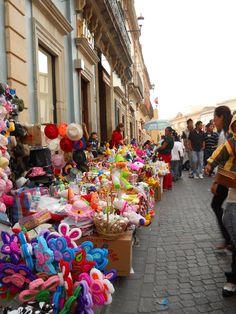 Día de las flores, semana santa, Guanajuato, México