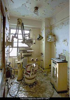 Abandoned Dental Surgery, Detroit