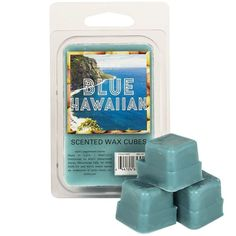 SONOMA Goods for Life™ Blue Hawaiian Melt 6-piece Set (€2,84) ❤ liked on Polyvore featuring home, home decor, home fragrance, multicolor, scented wax tarts, home scents and scented wax melts