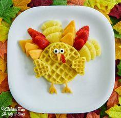 16 Thanksgiving recipes shaped like cute, little turkeys - Thanksgiving.com