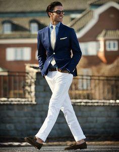 白パンツが似合わない男性の特徴と対策【メンズファッション】の画像