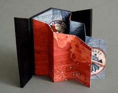 artistis books 1995-1999 - Bonnie Stahlecker, studio artist and workshop instructor