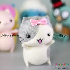 MitchiriNeko,Ribon,みっちりねこ,りぼん