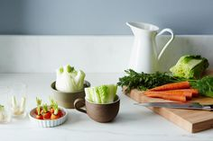 Use, Regrow, Repeat: 4 Vegetables that Regrow in One Week: All they need is water and sunshine. #food52