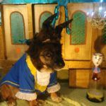 Beast from Beauty and the Beast Halloween Costume | Inhabitots Green Halloween Costume Contest