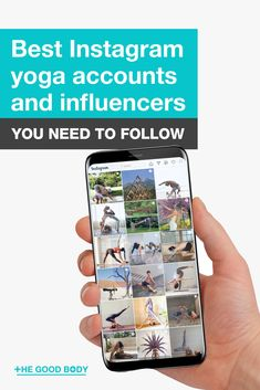 Statistics tell us that yoga has grown hugely in popularity, which isn't a surprise when you consider the amazing health benefits. We've shortlisted 11 of the best instagram yoga accounts and influencers that you should be following! Beginner Yoga, Yoga For Beginners, Yoga Benefits, Health Benefits, Yoga Facts, Find Instagram, Positive Body Image, Basic Yoga, Yoga Journal