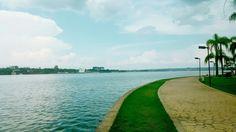 Lago Paranoá - Brasil by Amanda Carolina Brazil, Golf Courses, Backgrounds, Link, Beautiful, Backdrops, Wallpapers
