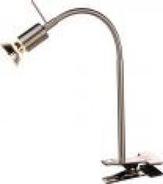 Stolní lampa GLOBO GL 5730-1K   Uni-Svitidla.cz Moderní stolní #lampička s klipem pro jednoduché uchycení na různé části nábytku #modern, #lamp, #table, #light, #lampa, #lampy, #lampičky, #stolní, #stolnílampy, #room, #bathroom, #livingroom, #clip