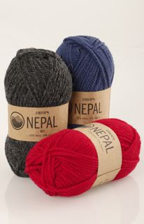 DROPS Nepal colour chart ~ DROPS Design