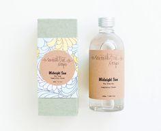 Tea Tree & Aloe Vera Complexion Toner - Natural, Handmade, Vegan, Alcohol-Free. // SeventhTreeSoaps on Etsy.com
