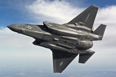 Lockheed Martin F-35 Lightning II via Aero-Pictures.More Airplanes here.