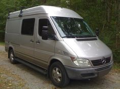 """Buying a Used Sprinter Van – Top Ten Problems to Look Out For"" from the Sprinter RV blog...short list of possible issues with a used T1N Sprinter van."