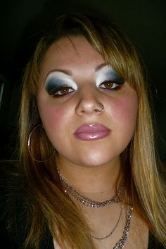 trashy makeup - Google Search