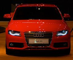 Absolute love! Audi A4 (B8 bodystyle).