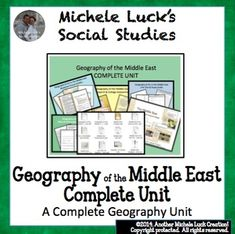 Middle east lesson plan collection 7 lessons middle east middle middle east geography complete unit publicscrutiny Images