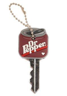 Soda Love Key Cap in Dr. P