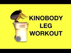 """Kinobody Workout: Legs Routine (43"""" VERTICAL JUMP!) - YouTube Kinobody Workout, Leg Routine, Pistol Squat, Physique, Squats, Muscle, Exercise, Legs, Youtube"""