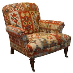 kilim antalya chair