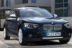 The new BMW 1 series!