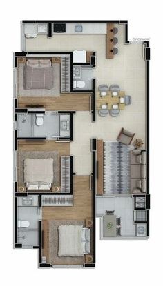 Sims House Plans, House Layout Plans, Small House Plans, House Layouts, House Floor Plans, House Floor Design, Sims House Design, Bungalow House Design, Small House Design