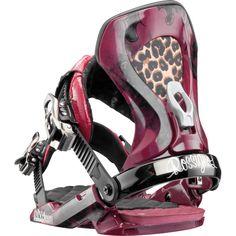 Rossignol Diva Snowboard Binding - Women's | Backcountry.com