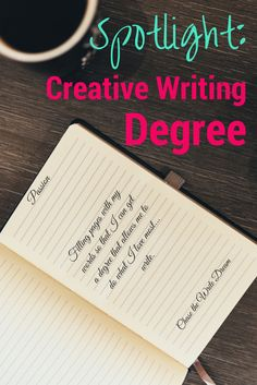 what can you do with an english creative writing degree Tweetemail tweetemailmany writers spend time wondering whether getting qualifications in the field is worth it for lots of us, writing is something we have wanted to.