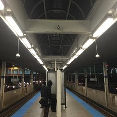 """#chicago #cta #subway #masstransit"""