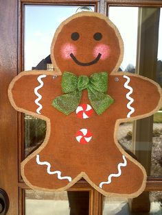 *GINGERBREAD MAN ~ by Hot Petunia Designs