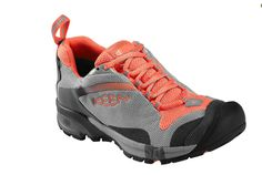 """I NEED a pair of these!     TrailblazerGirl likes the Tryon WP Shoes from @KEEN Footwear: """"Made for hiking, trail running and wandering the city, and they have a rugged style and splash of color"""""""