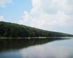 Lake Sauaieu by dandragos