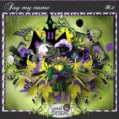 Say my Name - Kit by Samal Designs