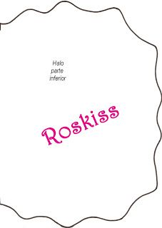 El Atelier de Roskiss: Moldes de virgencita Moderna