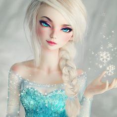 =OOOOOOO Disney Frozen Elsa